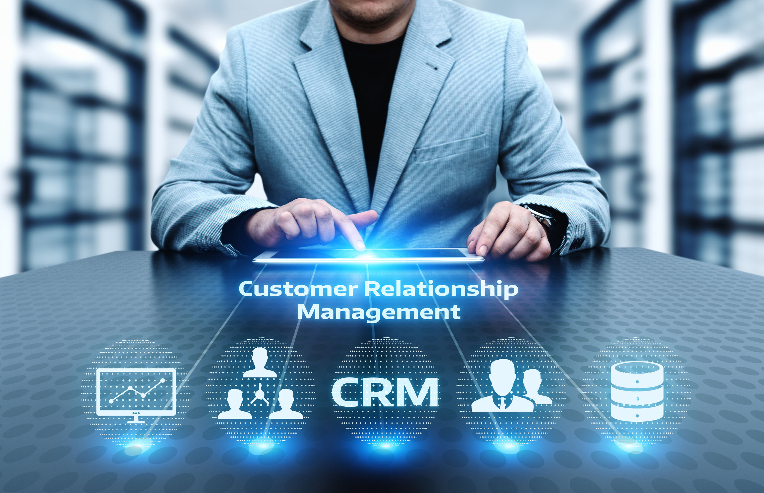 Top 5 Reasons Why You Need a CRM