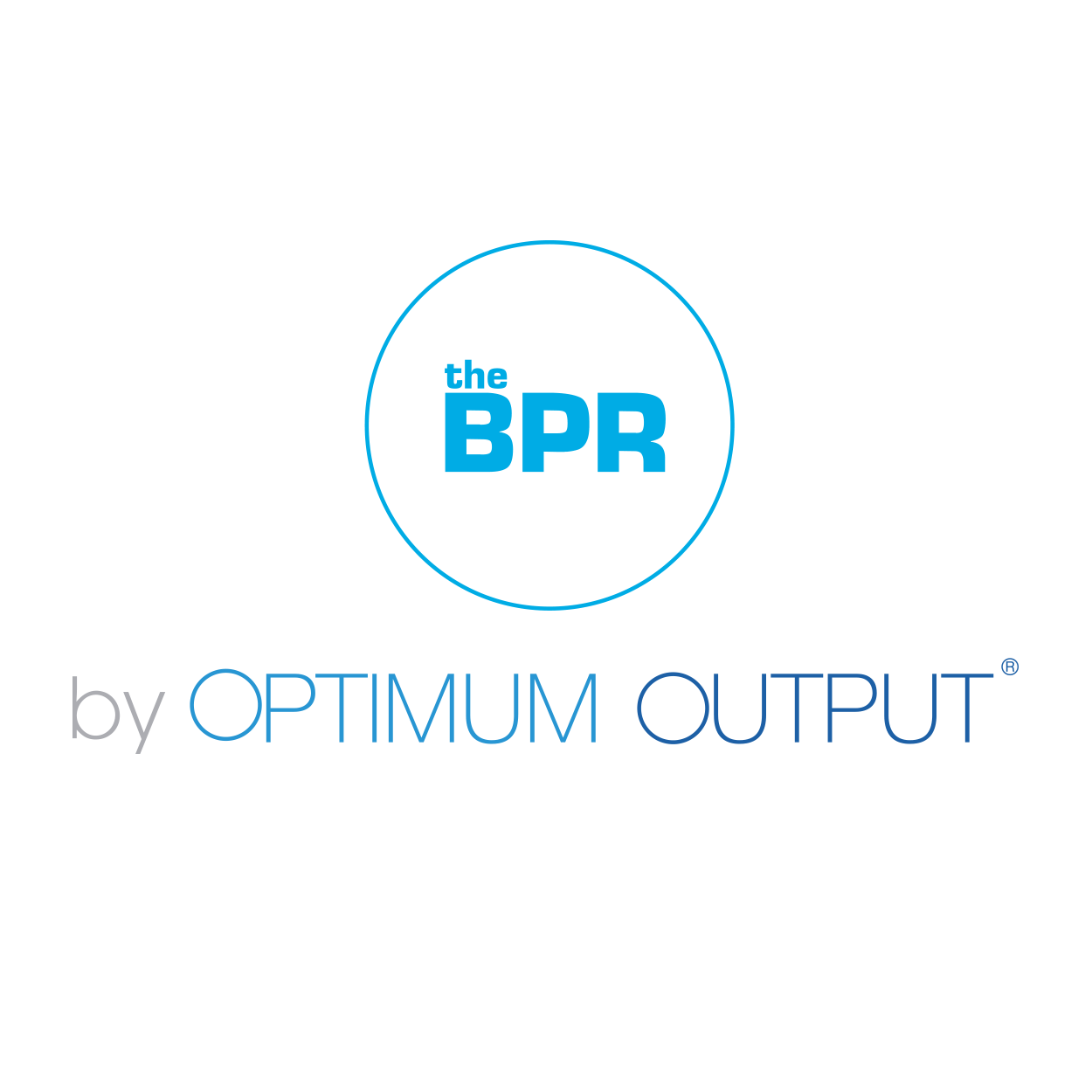 The BPR by Optimum Output