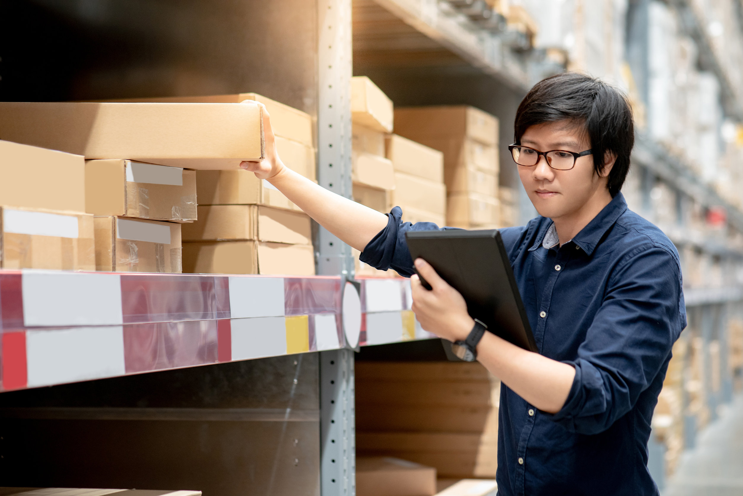 Using Automation to Modernize Inventory Management