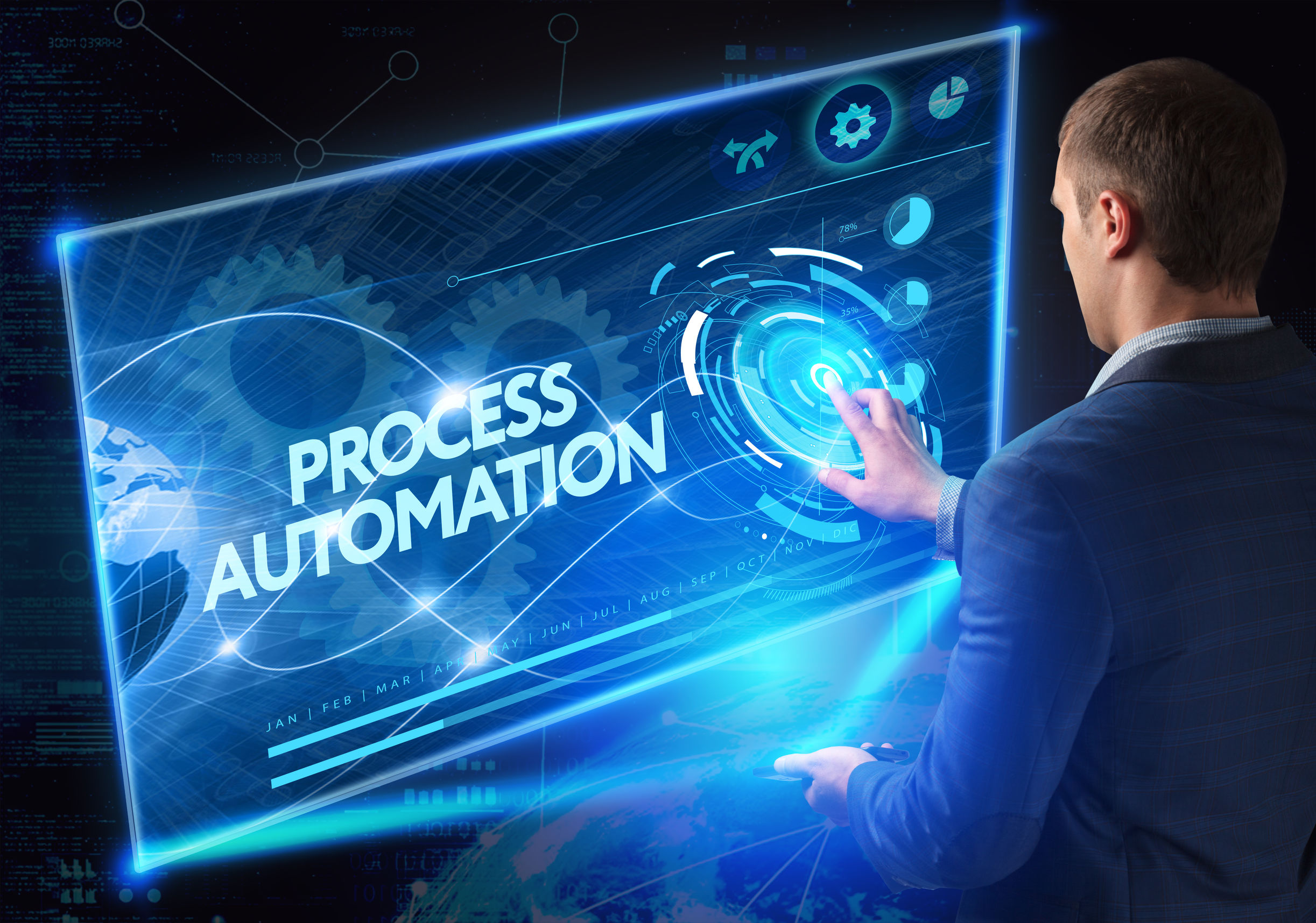 How Process Automation Can Help Your Business Navigate a Pandemic