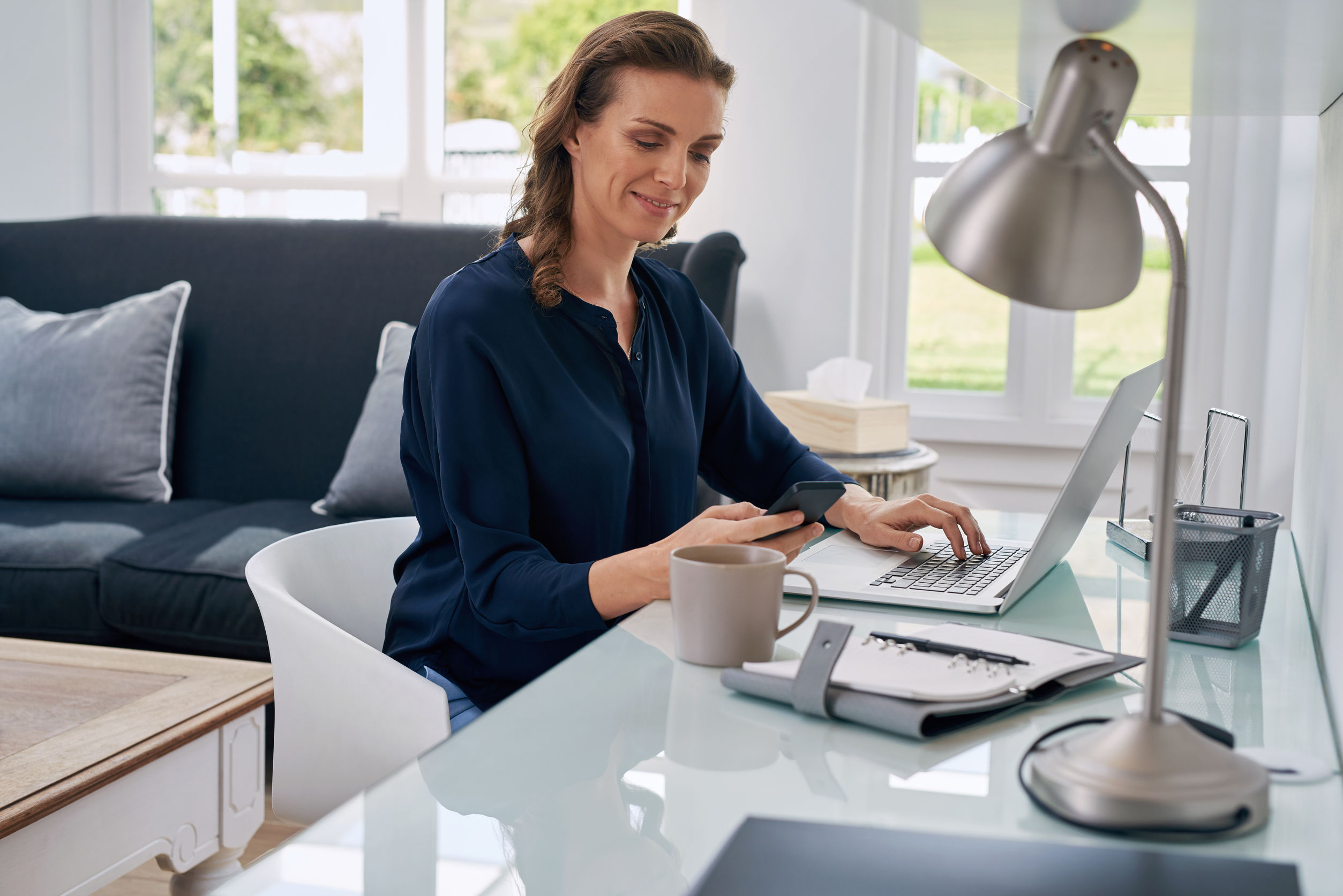 5 Ways to Boost Employee Productivity at Home or in the Office