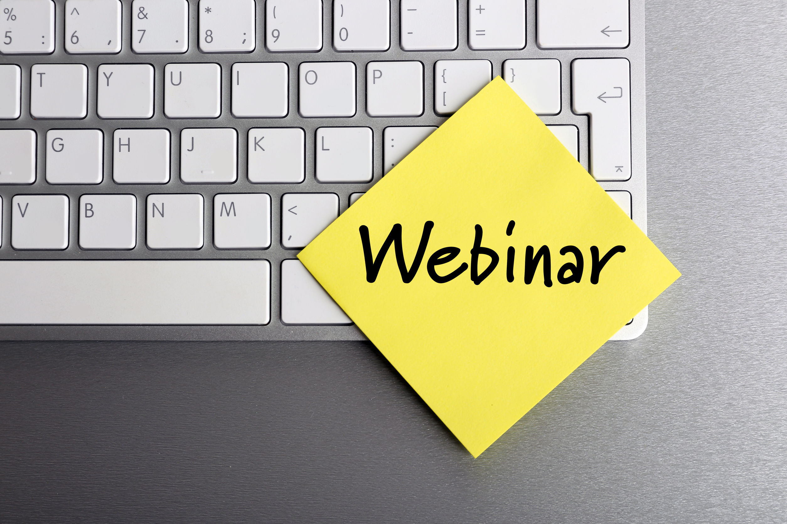 Spring Into Our May Webinars