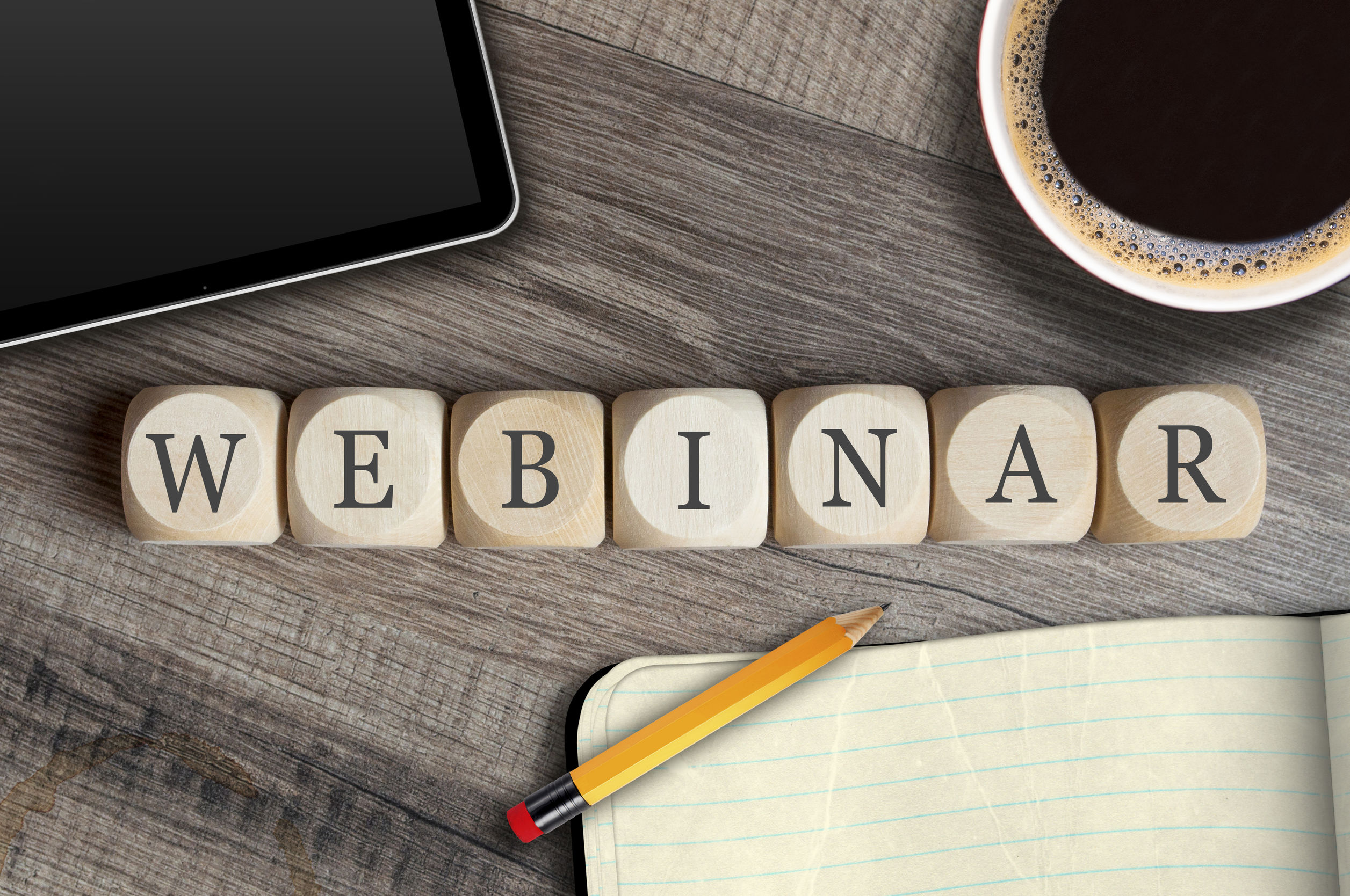 How to use webinars to take your business to the next level end