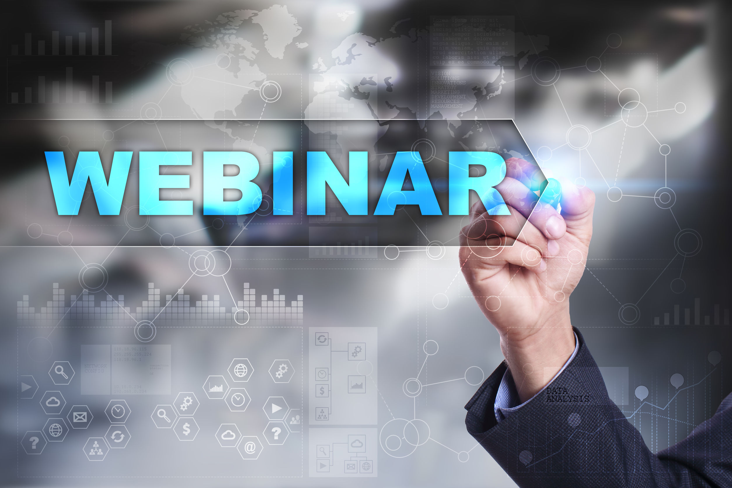 Help Your Business Spring Forward with Our April Webinars