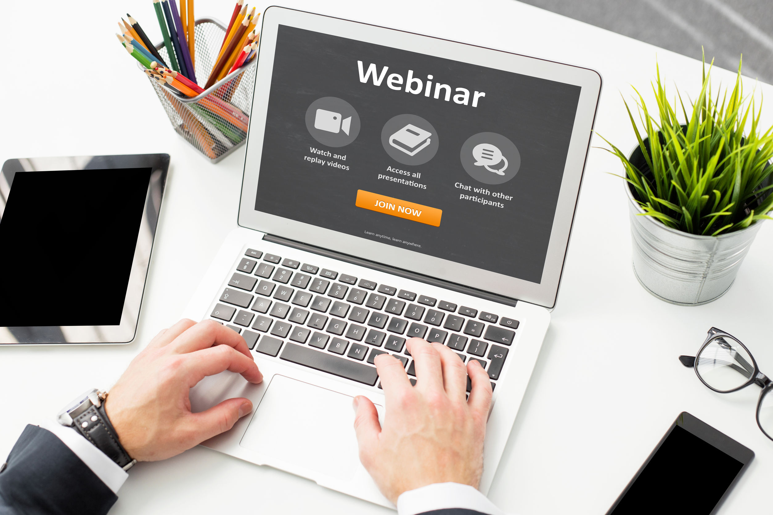 Learn How to Increase Your Operational Efficiency in Our November Webinars