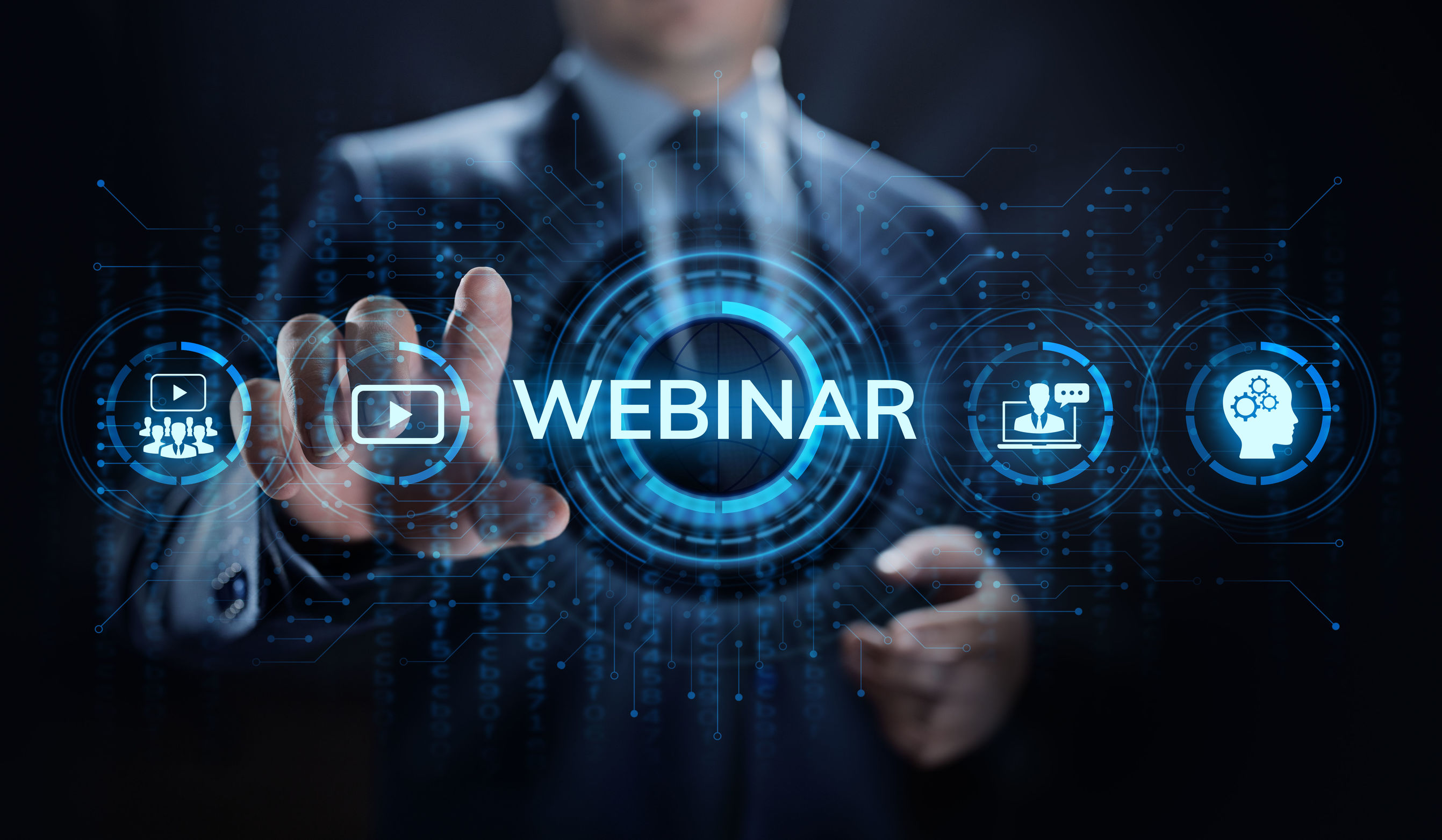Ring in the New Year with Our January Webinars